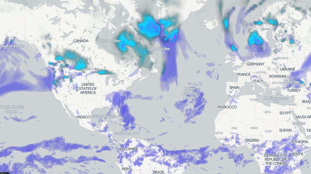 New styles for Weather Maps API