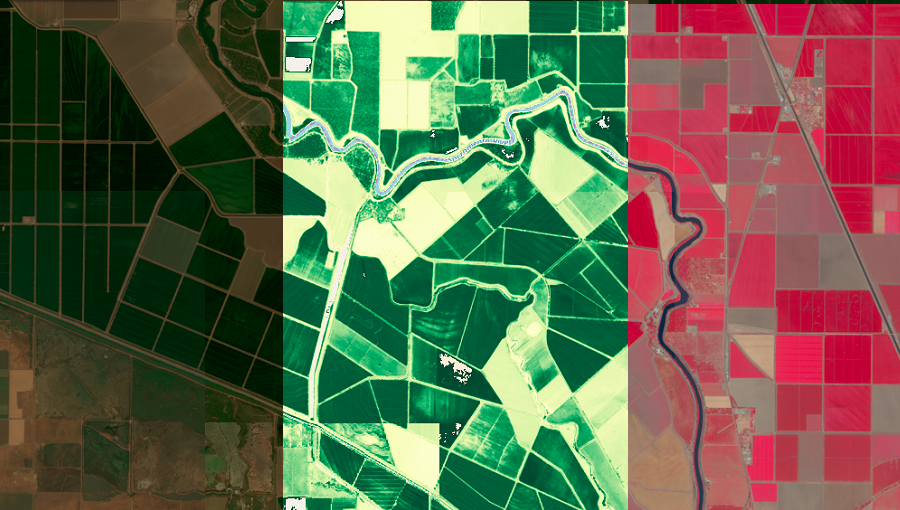 Satellite imagery API | Part 4  - How to get metadata and statistics of your polygon?