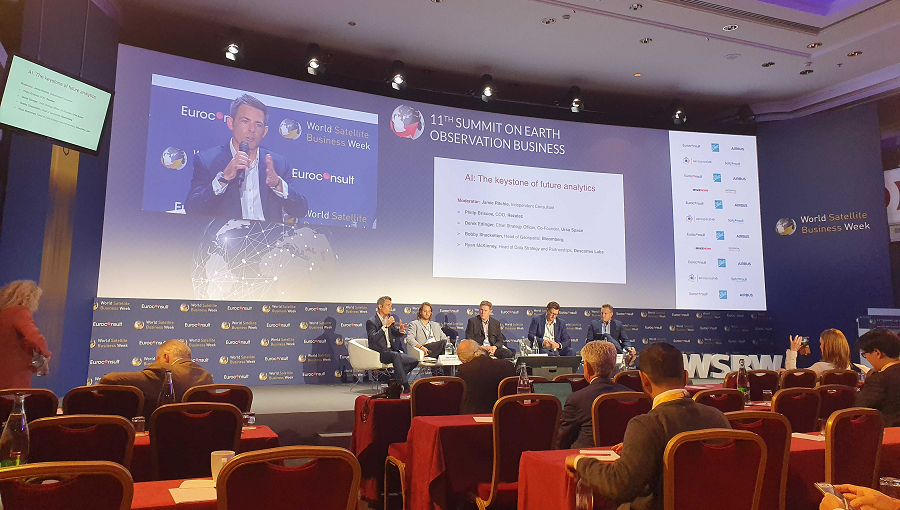 World Observation Business Week in Paris